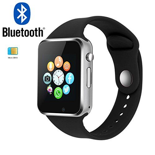 PEIBO Bluetooth Smart Watch A1 Touch Screen Android Smart
