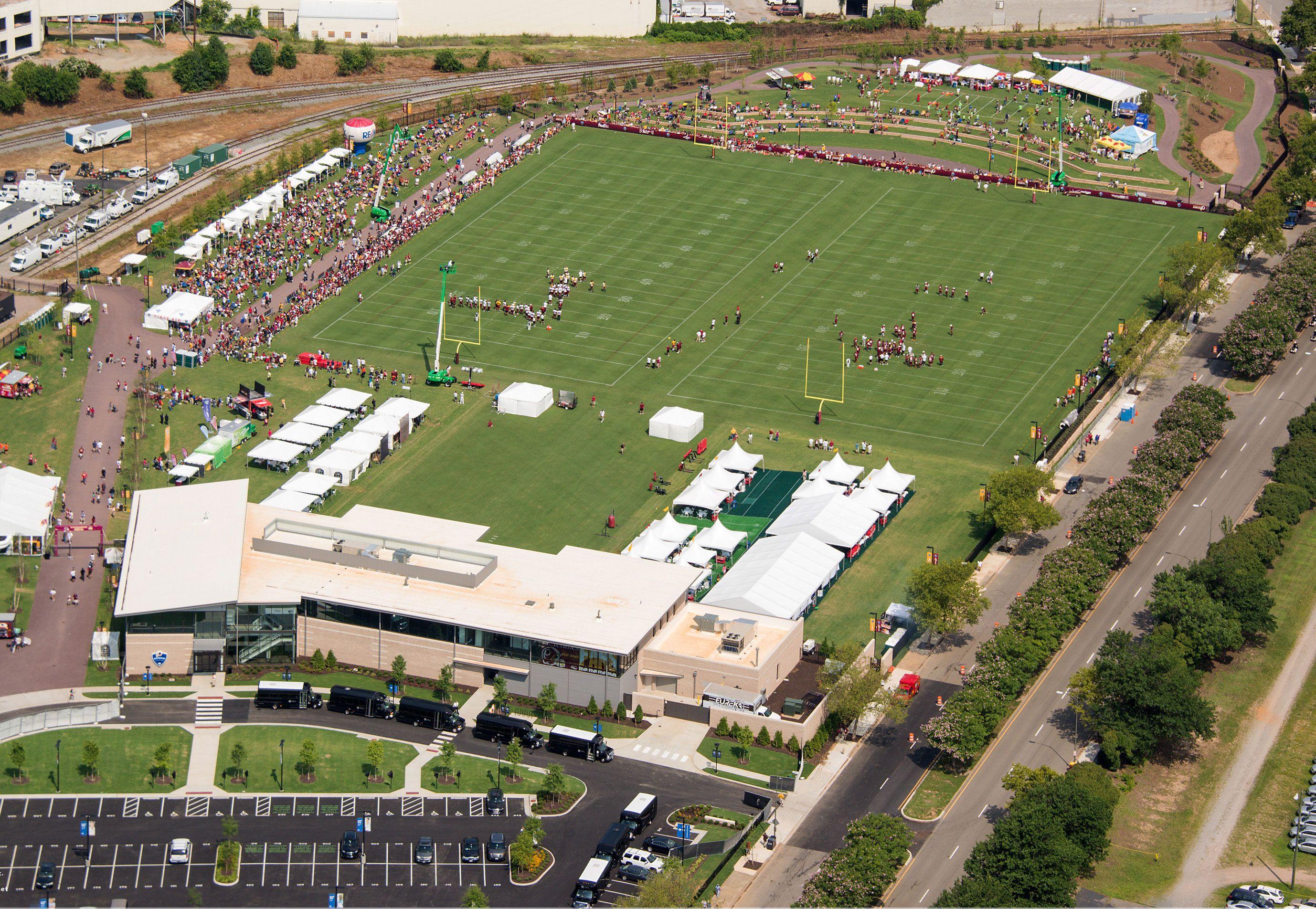 3north Architects Bon Secours Washington Redskins Training Camp  supplier