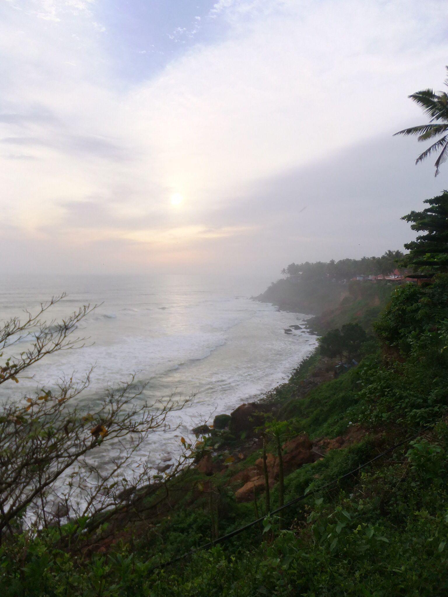 Varkala Kerala South India Varkala Travel Natural Landmarks