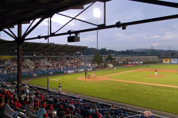 Williamsport Crosscutters Professional Baseball In PA Enjoy Minor League TM At Historic Bowman Field