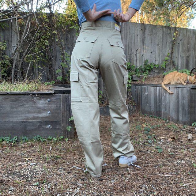 0cfe30896c9c BRAND NEW NEVER WORN UNIF DICE PANTS The cutest black baggy - Depop   shop  in 2019   Baggy cargo pants, Unif, Depop
