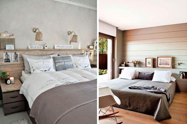 Cabeceros de obra para decorar tu dormitorio dormitorios - Decorar cabecero cama ...
