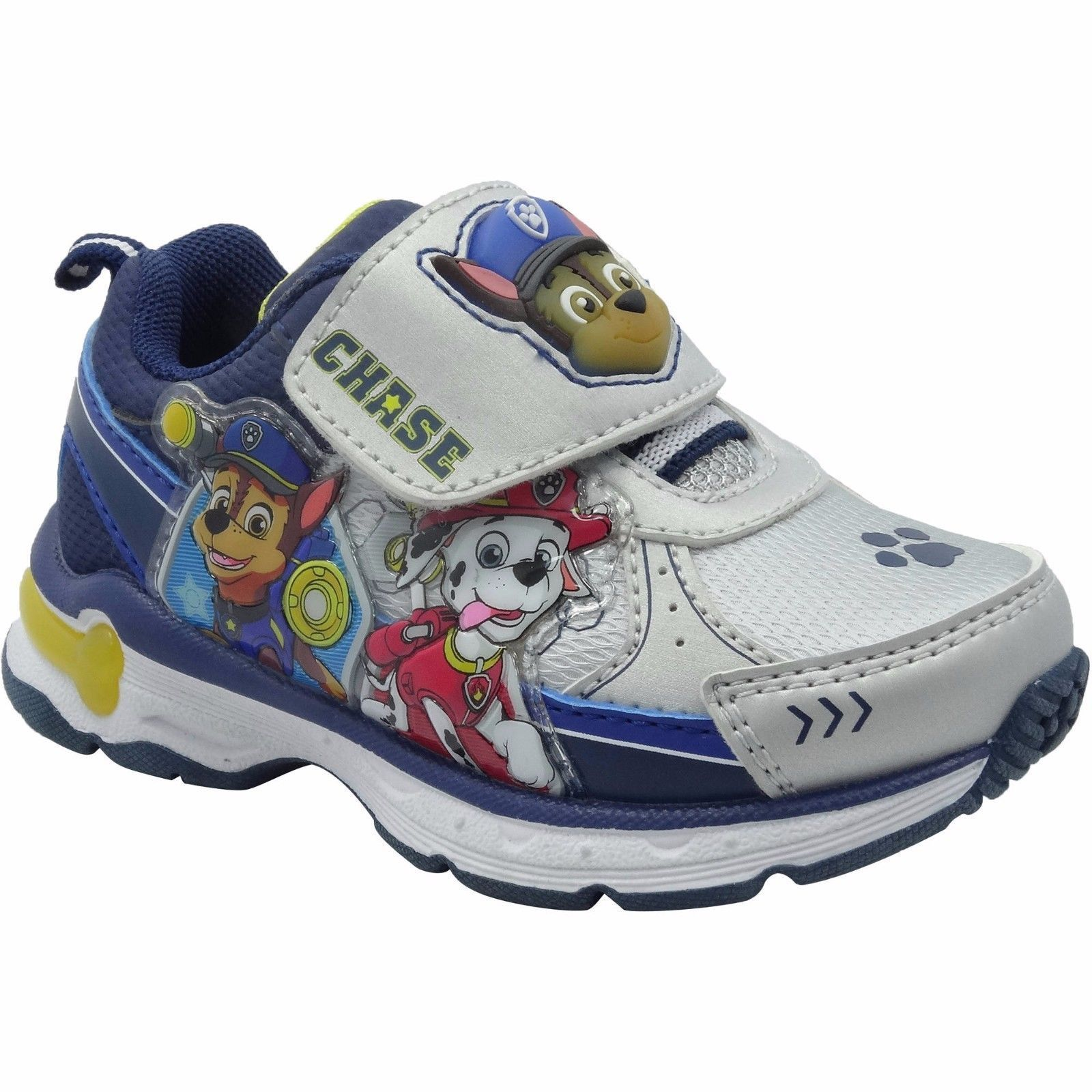 634f145f1485 Paw Patrol Toddler Boys Athletic Shoes