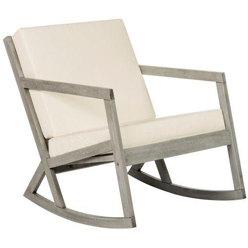 Found It At Joss U0026 Main   Stinson Eucalyptus Patio Rocker | Porch Furniture  | Pinterest | Rocking Chairs, Chairs And Patio