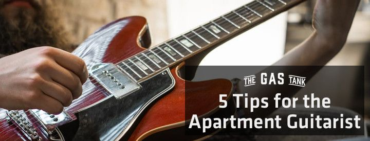 5 Tips for the Apartment Guitarist   Reverb