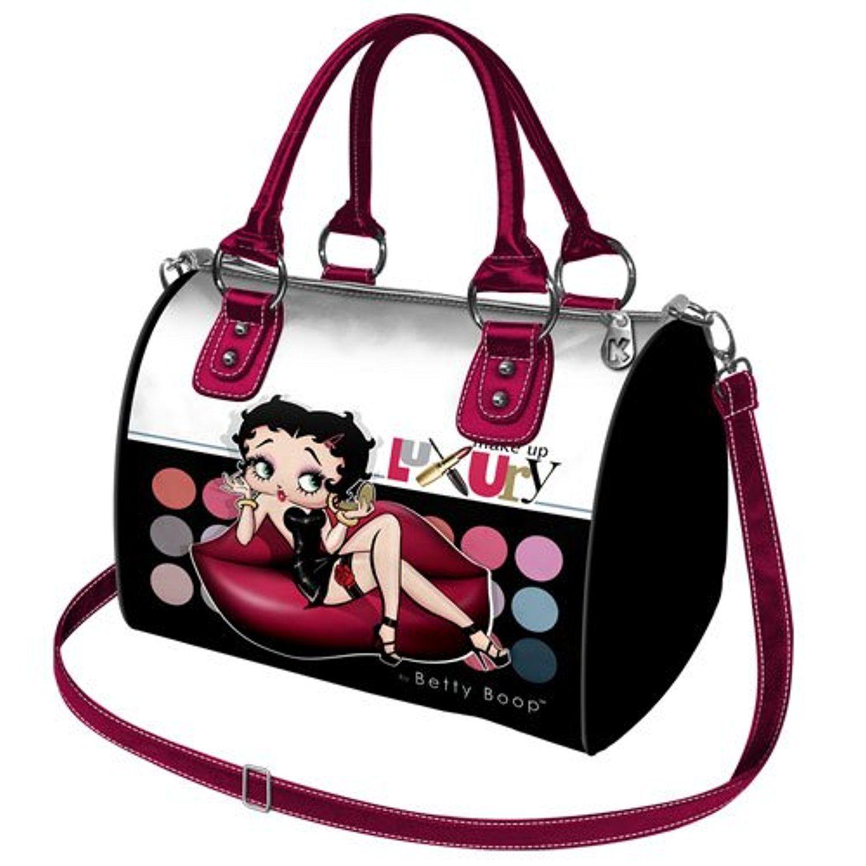 Betty Boop Rockabilly Handtasche Schultertasche