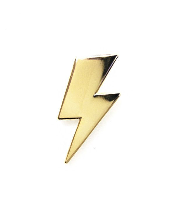 Lightning Bolt Pin Lightning Bolt Lightning Pin And Patches