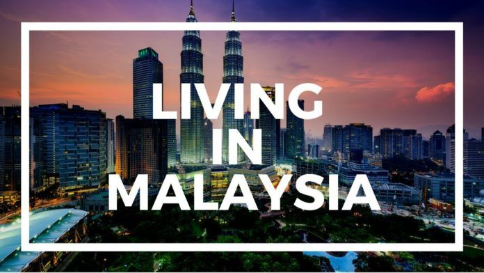 Malaysia is in the South-East of Asia and has a lot of