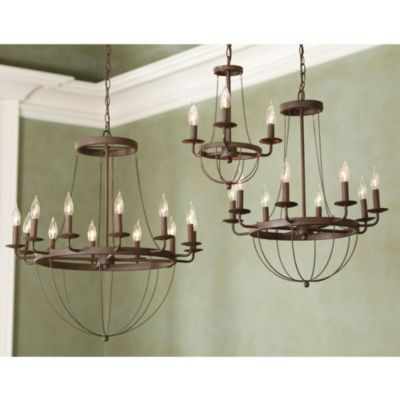 Lourdes 12 Light Chandelier Ballard Designs Chandelier Lighting Chandelier Light