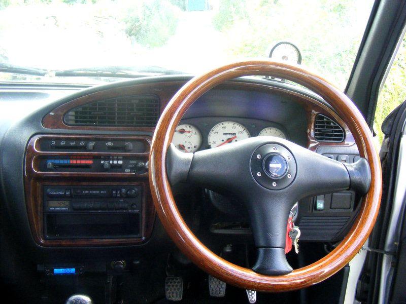 Daihatsu Mira Classic Daihatsu