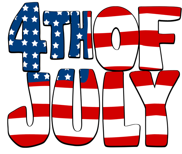 celebrate july 4 u s a strong pinterest clip art rh pinterest com july 4 clip art holiday july 4 clipart black and white