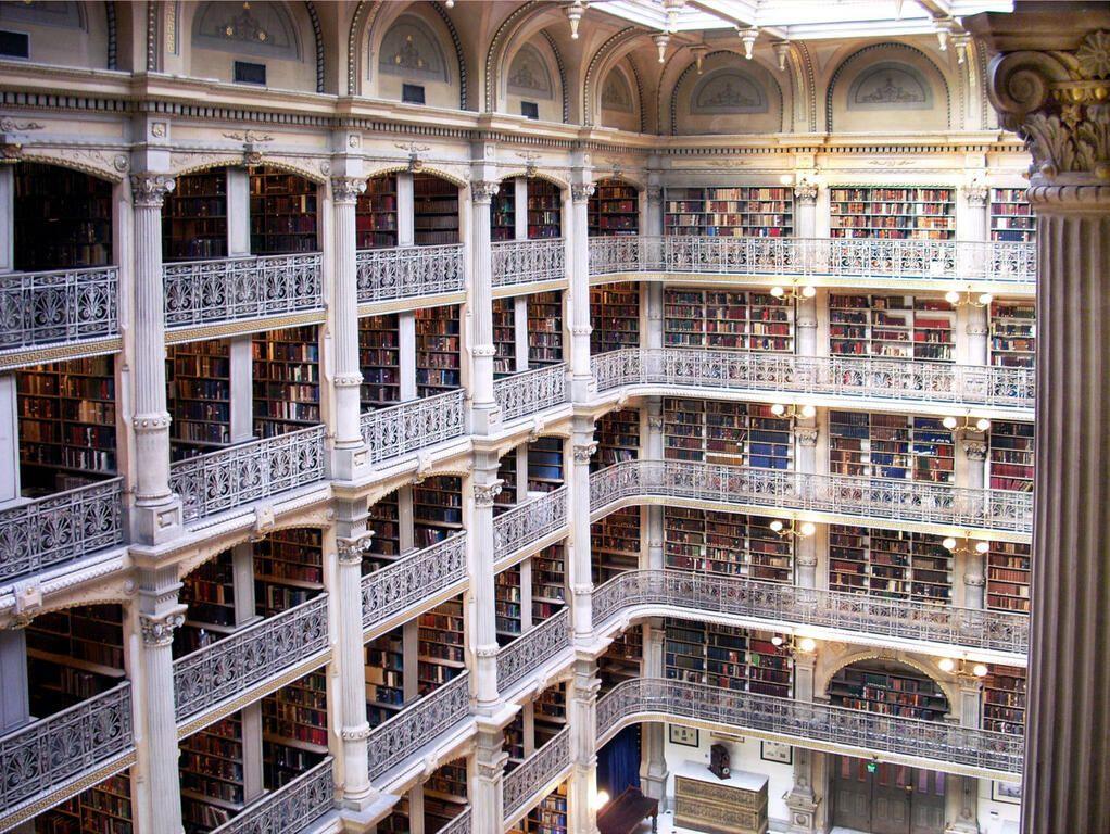 Peabody Library (Baltimora, Maryland) Peabody