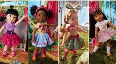 Doll World: New American Girl Wellie Wishers Dolls Leaked!