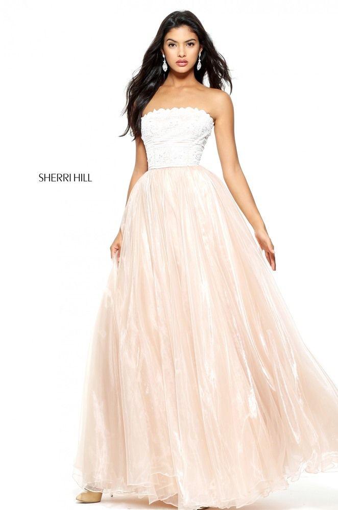 Coming Soon to BridalElegance.us.com | Pre-Order #SherriHill 50951 ...