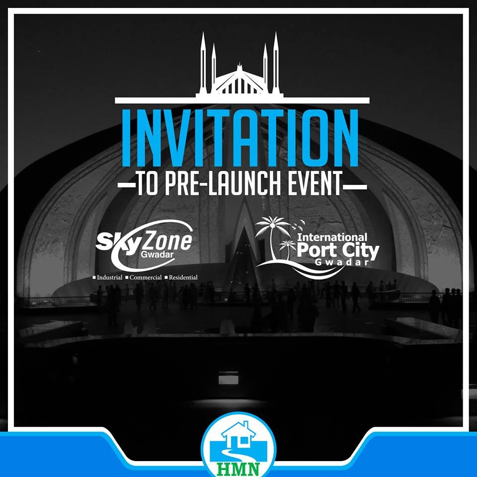 Hussain Marketing cordially invites you to the PreLaunch Event of