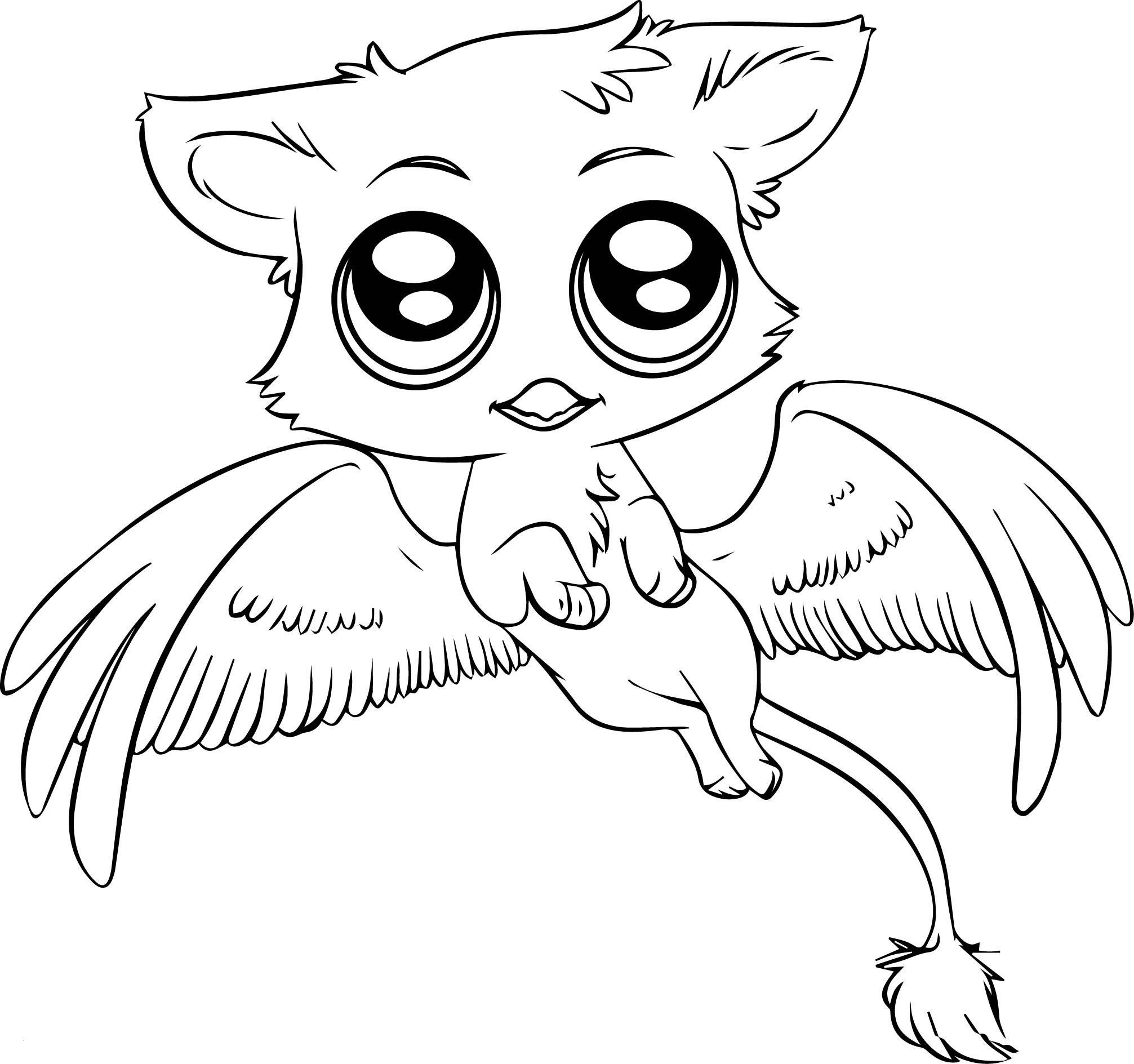 Cute Baby Animal Coloring Pages to Print – Through the thousand