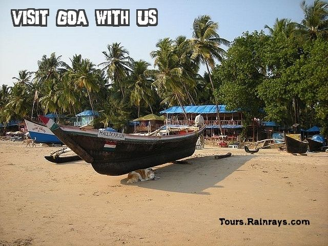 Tourist Attraction India: Palolem Beach Goa