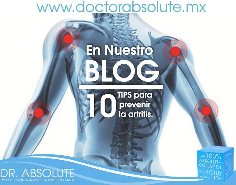 ¡10 TIPS para prevenir la artritis¡ #SinQuimicos #Natural VISITA NUESTRO BLOG http://bit.ly/1UFznig