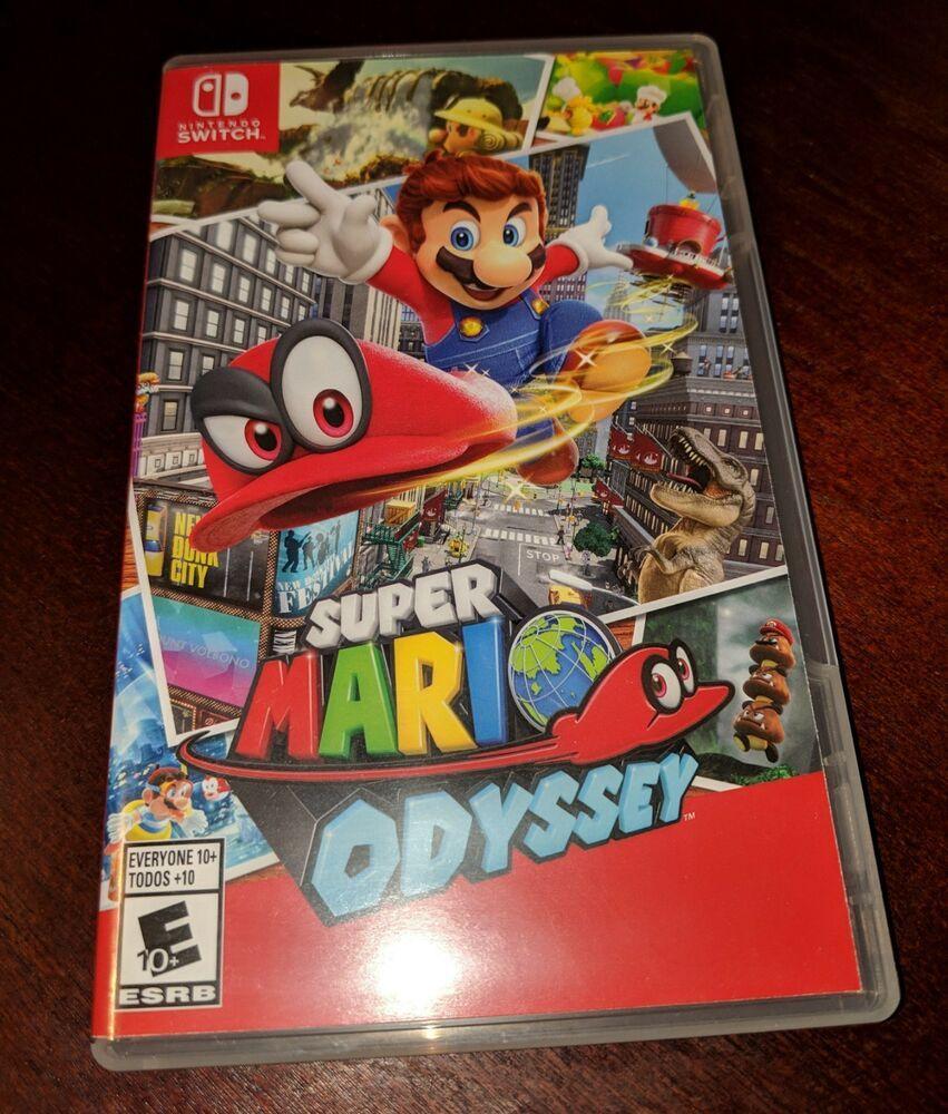 Super Mario Odyssey Nintendo Switch 2017 Nintendoswitch Nintendo Switch Nintendo Switch Super Mario Super Mario Smash Bros Wii