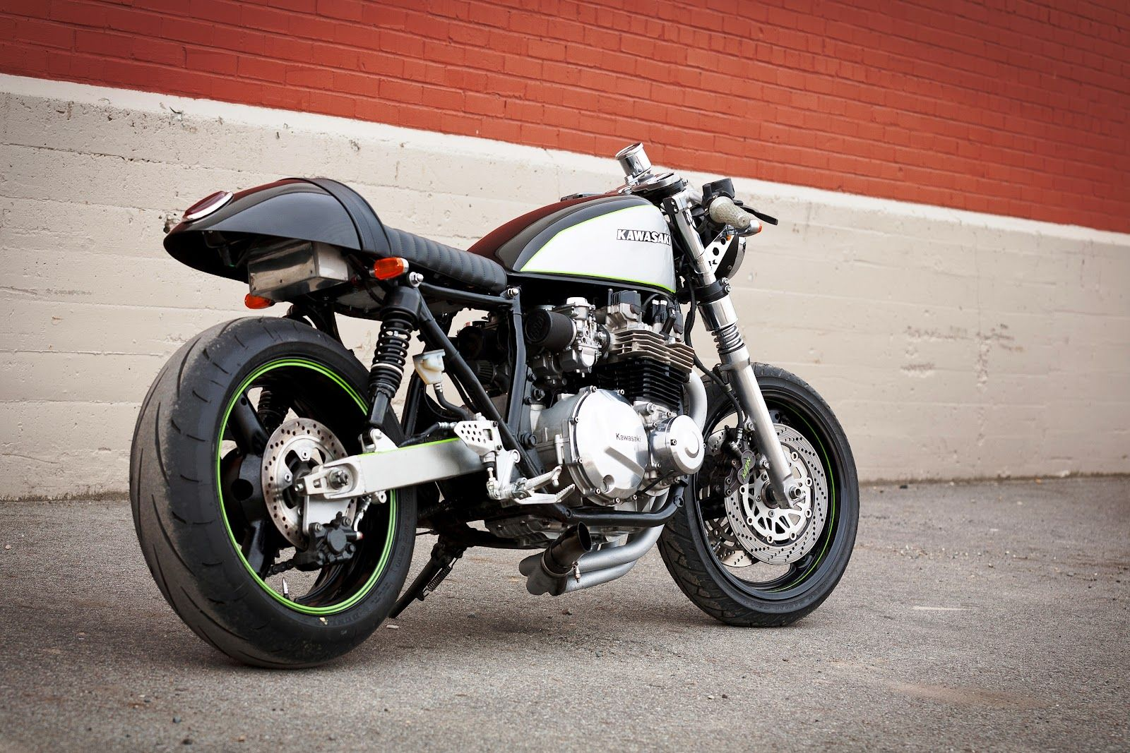 Kawasaki KZ1000 Cafe Racer | For the Petrolheads | Kawasaki