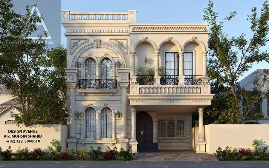 House Design 7 Marla