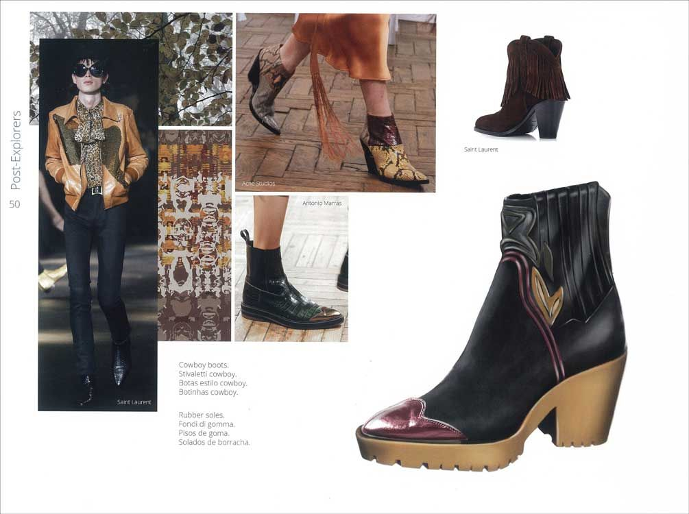 Shoes Trend Book A/W 2017/2018 by Veronica Solivellas ...