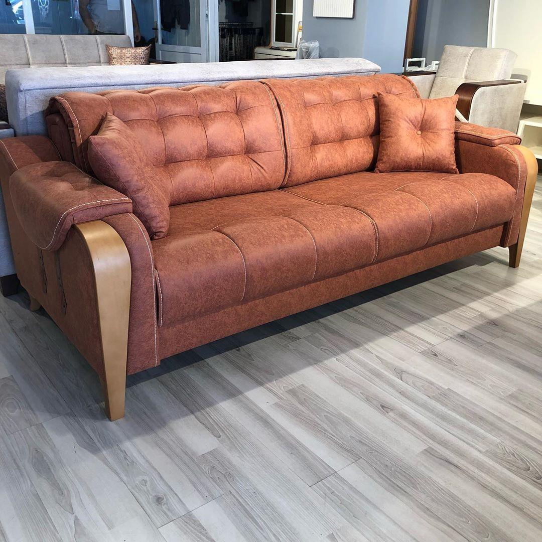 Grand Koltuk Takimi Silinebilir Deri Gorunumlu Nubuk Kumas Eve Teslimat Ve Ucretsiz Kurulum Kredi Kartina Taksit Imk Furniture Home Decor Decor