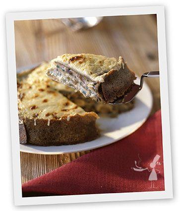 recette bretonne de gratin de galettes sarrasin aux. Black Bedroom Furniture Sets. Home Design Ideas