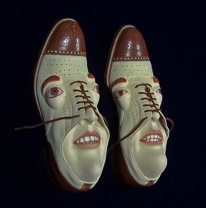 смешные картинки с обувью дизайн дизайнеры оформляют