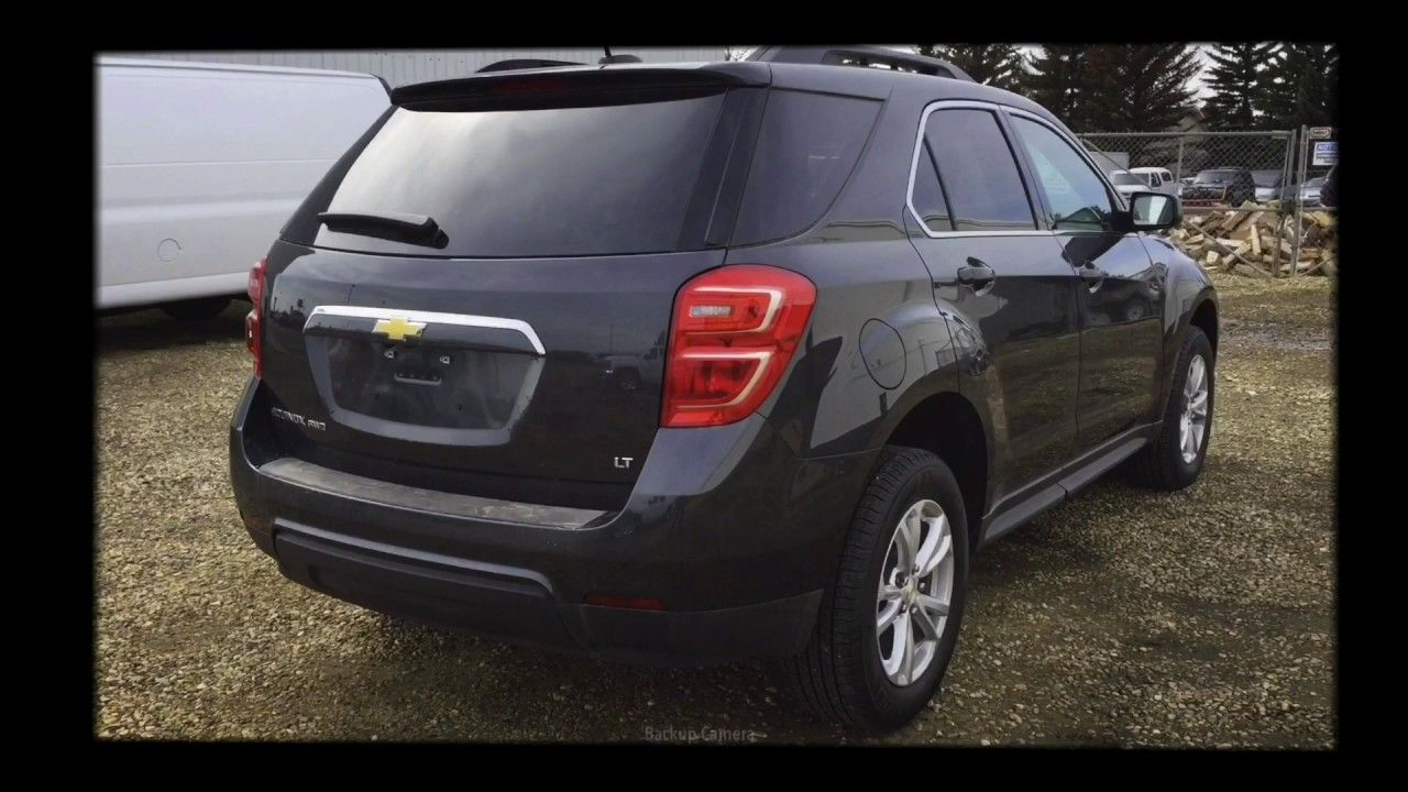 2017 Chevrolet Equinox Lt Awd Dark Grey 17n101 Chevrolet