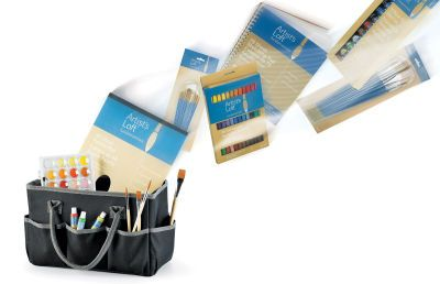 Artist s Loft™ Fundamentals Tote Bag  b3ccd974dec8a