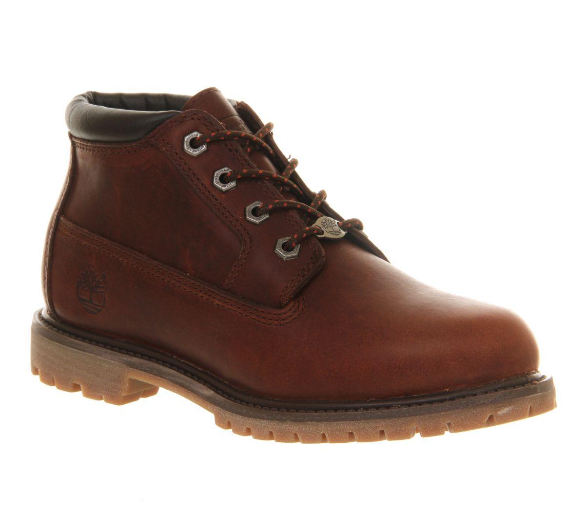 Timberland NELLIE - Bottes marron 5GfWt4L8c