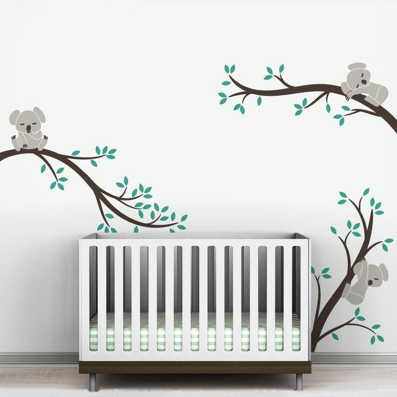 Tree Branch Kid S Room Wall Sticker