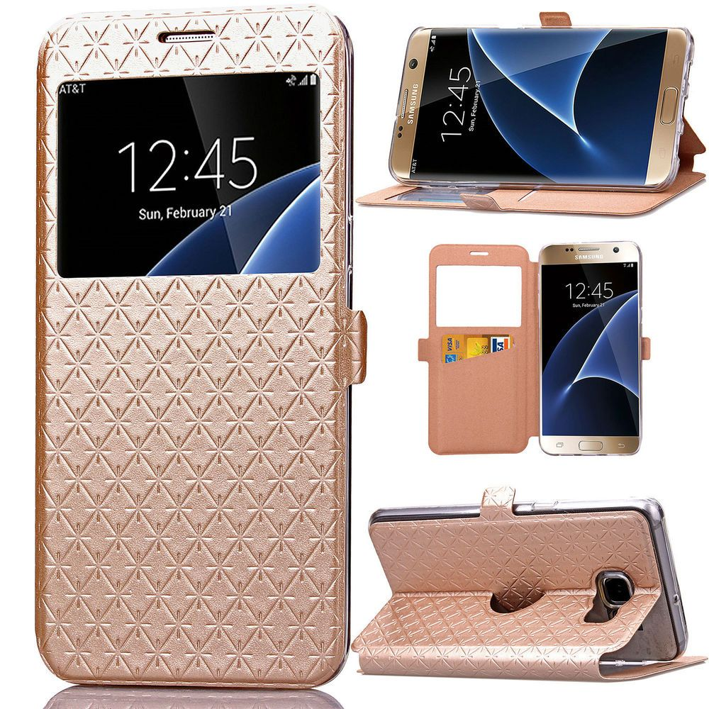 Details About Magnetic Flip Leather Wallet Case Stand Cover W Card Pocket For Samsung Galaxy Leather Phone Case Iphone Wallet Case Phone Accessories Samsung