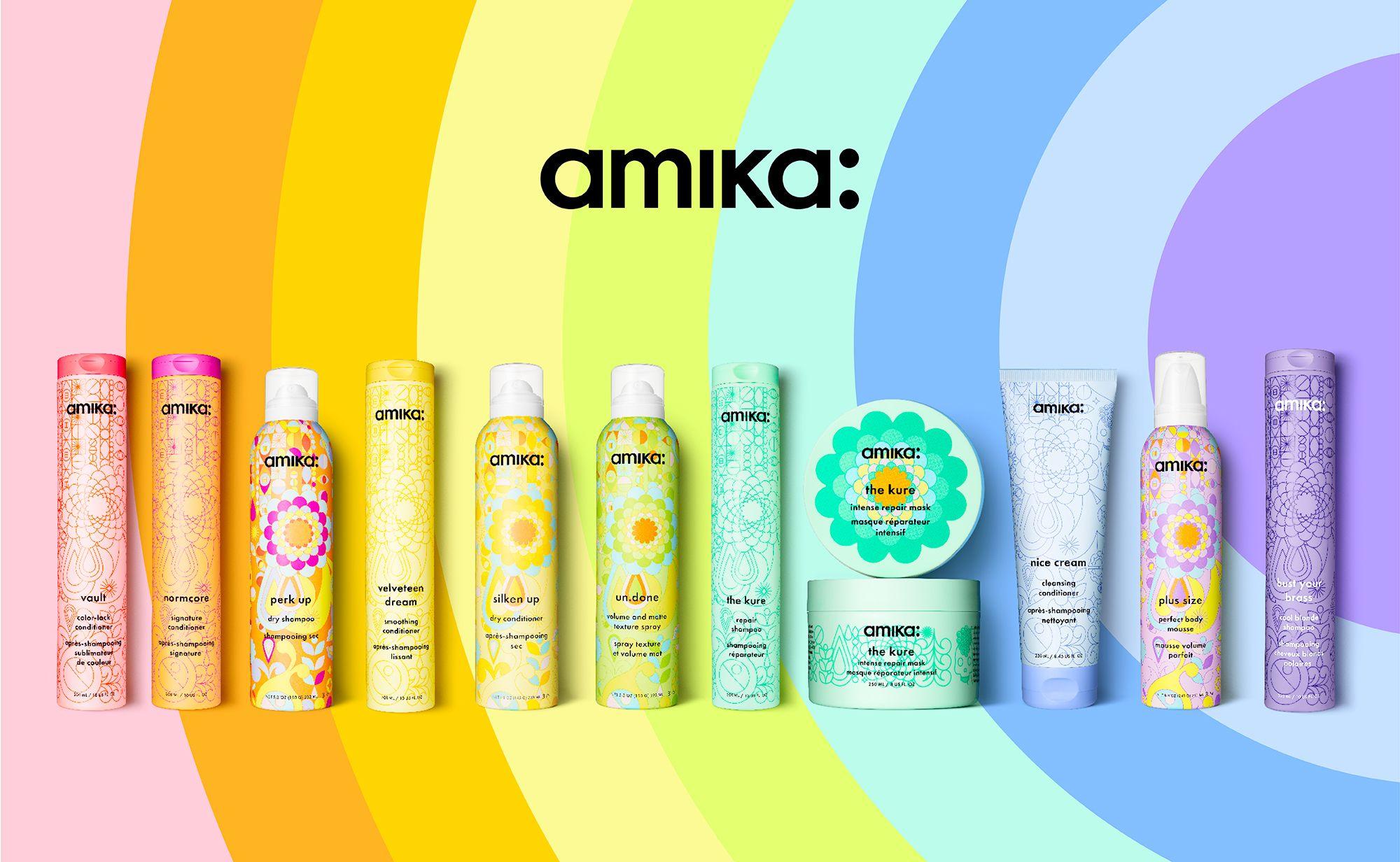Sherry Amika Portfolio 1 Amika Hair Products Amika Amika Shampoo