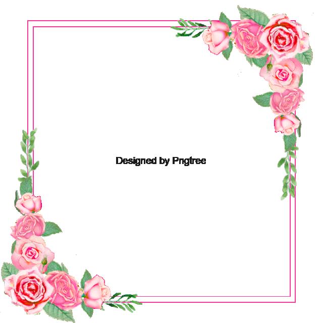 Pink Floral, Pink, Clipart PNG Transparent Clipart Image
