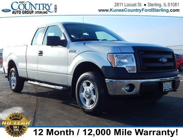Used 2013 Ford F 150 For Sale Sterling Il Used Ford Ford F150