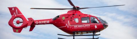 Northern Ireland S Air Ambulance Service Evaluated Ambulance Evaluation Northern Ireland