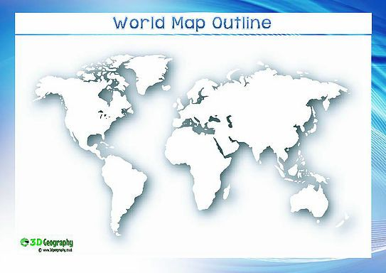 Blank world map printable geography for kids 7 9 u1 c4 blank world map printable geography for kids gumiabroncs Gallery
