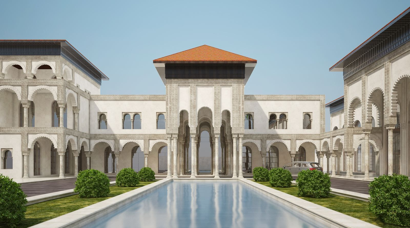 Andalusia Palace - Picture gallery