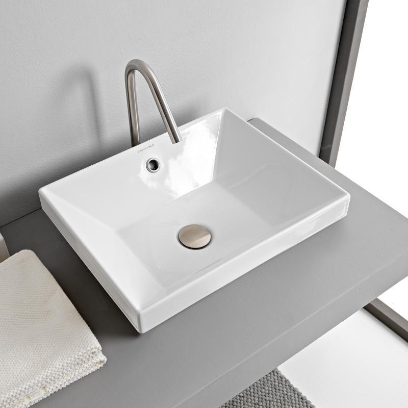 Scarabeo Teorema 2.0 Bereichern Sie Ihren Waschplatz mit