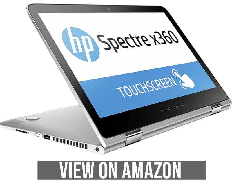 The HP Spectre x360 is a fantastic laptop and considered as
