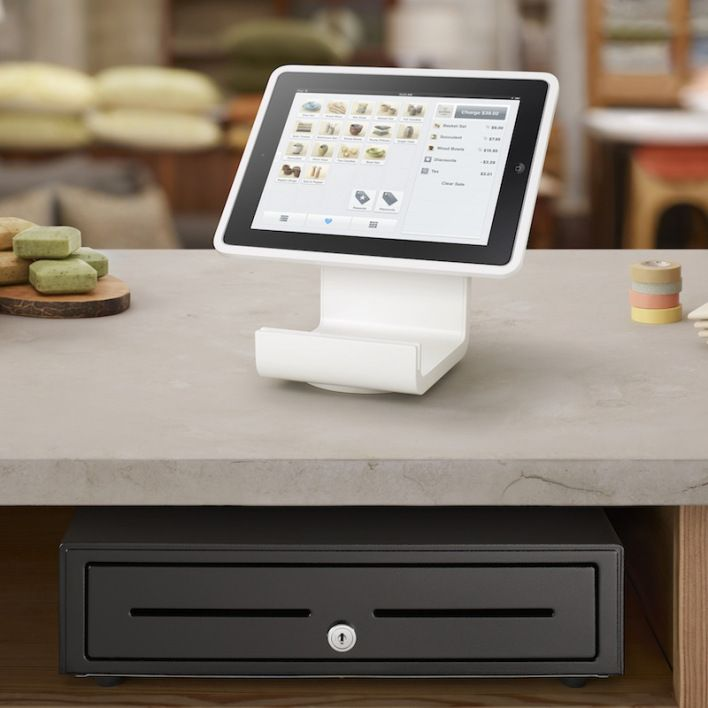 Square Begins Selling Stand Its Take On The Cash Register