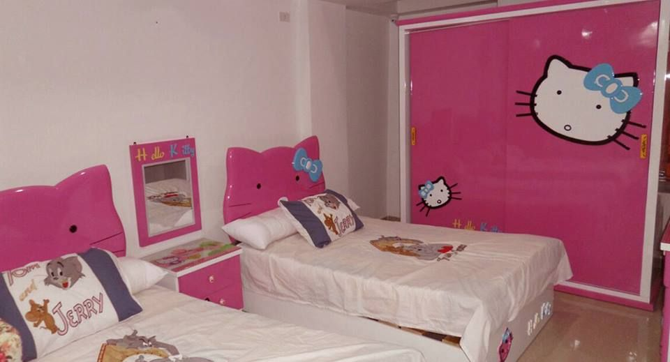 غرف أطفال من كنوز أرت للأثاث سوهاج Toddler Bed Home Decor Furniture