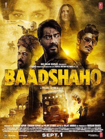 Baadshaho Hindi Movie 2012 Free Download