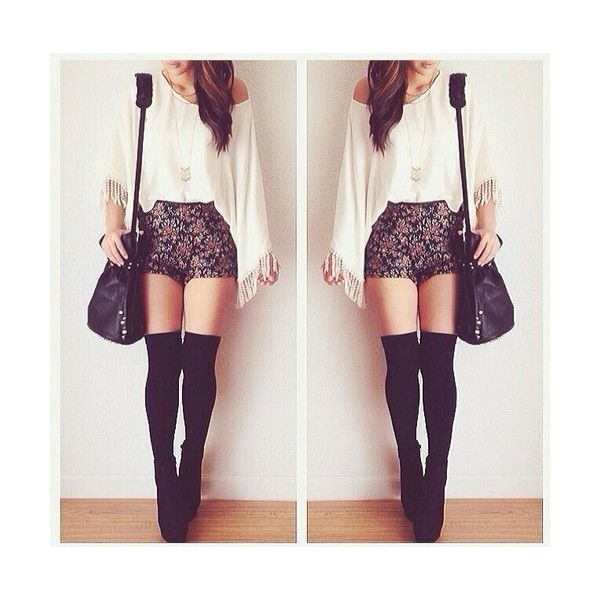 Cool We Heart It ❤ liked on Polyvore featuring outfits and full outfit