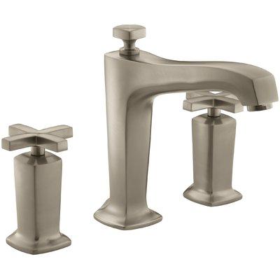 Kohler Margaux Deck Mount Bath Faucet Trim For High Flow Valve