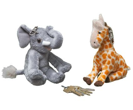 World Wildlife Fund | Animal Buddy Keychains - WWF Gift Center