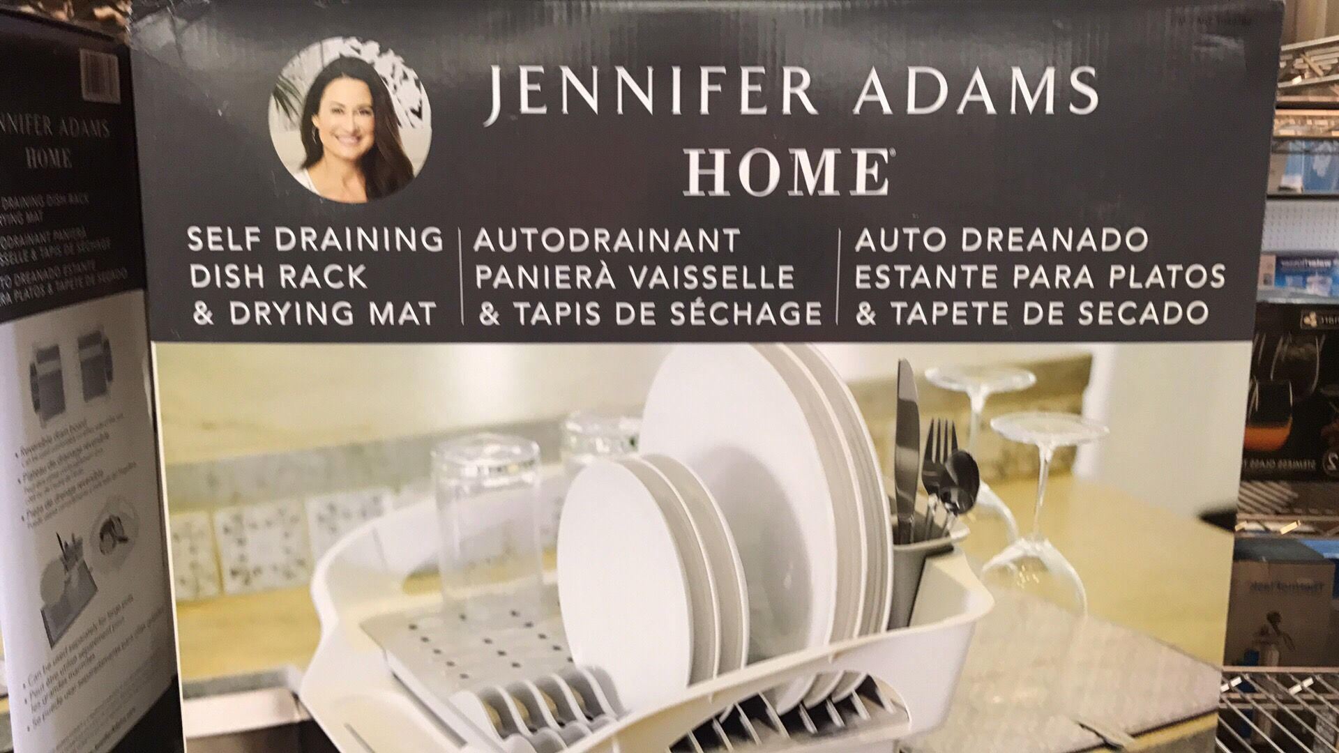 Dry your dishes safely and quickly with the jennifer adams