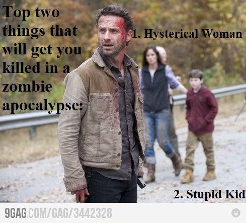 Yup. The Walking Dead
